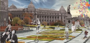 Piața Universității Public Space Competition