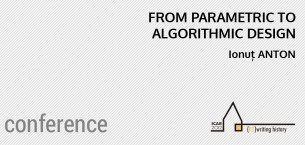 From Parametric to Algorithmic Design