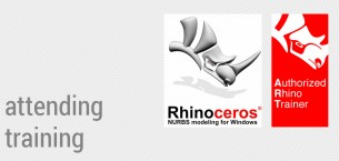 Rhinoceros Level II training at McNeel Europe, Barcelona, 2012