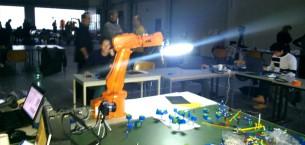 Robots in Architecture Workshop - HAL