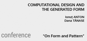 Computational Design and the Generated Form
