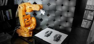 Robo_Craft. Robotic Drawing