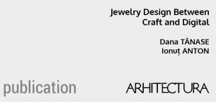 Jewelery Design Between Craft and Digital
